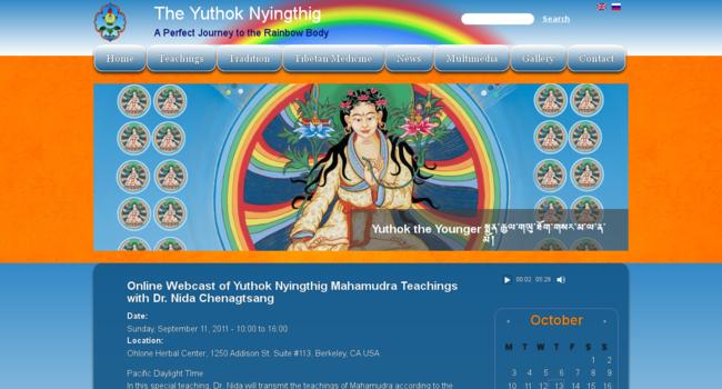 yuthok.org